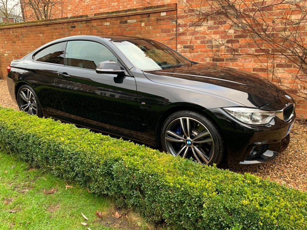 BMW 4 Series Coupe 3.0 430d M Sport 2dr