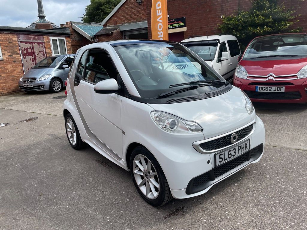 Smart fortwo Coupe Electric Drive 2dr