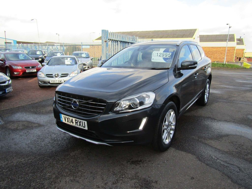 Volvo XC60 SUV 2.4 D4 SE Lux Geartronic AWD 5dr