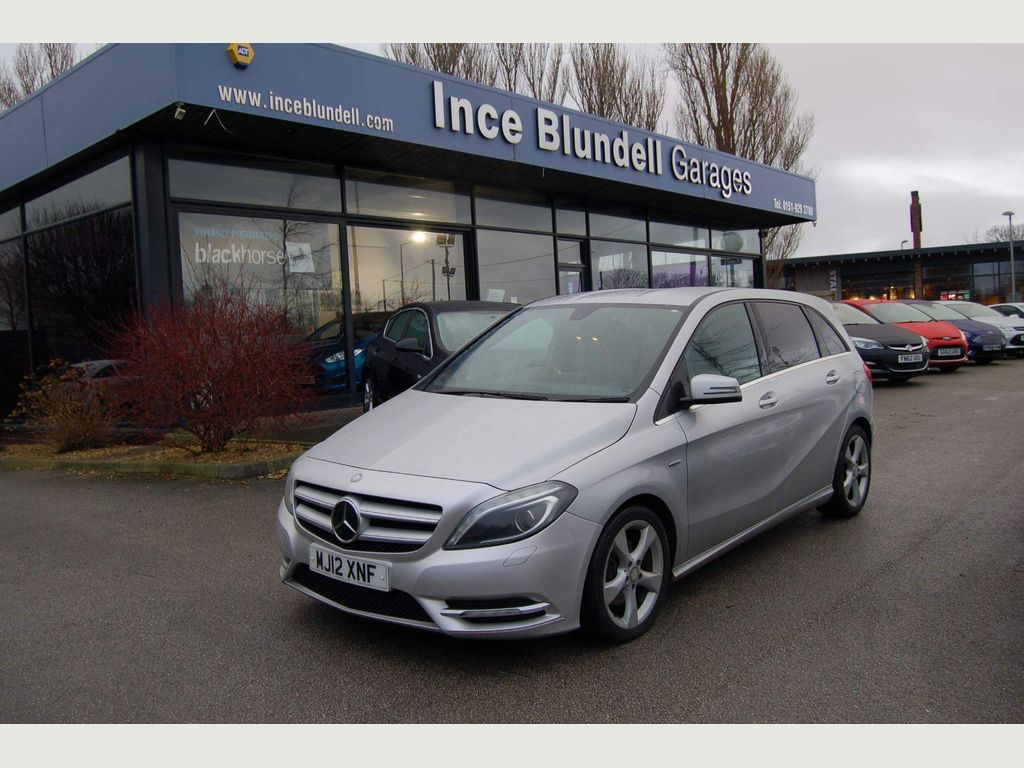 Mercedes-Benz B Class Hatchback 1.8 B180 CDI BlueEFFICIENCY Sport (s/s) 5dr