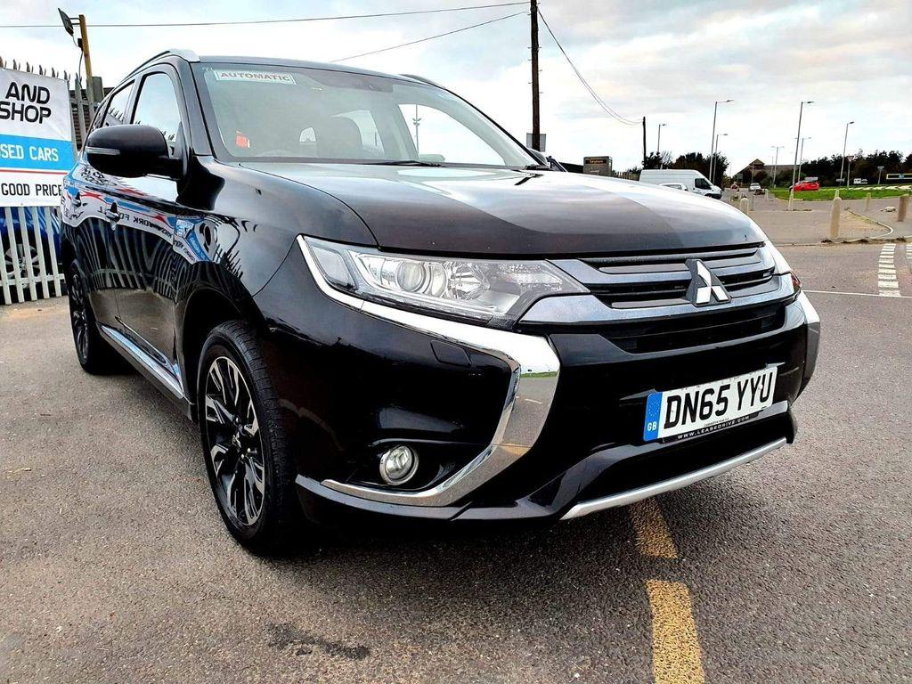 Mitsubishi Outlander SUV 2.0h 12kWh GX3h+ CVT 4WD (s/s) 5dr