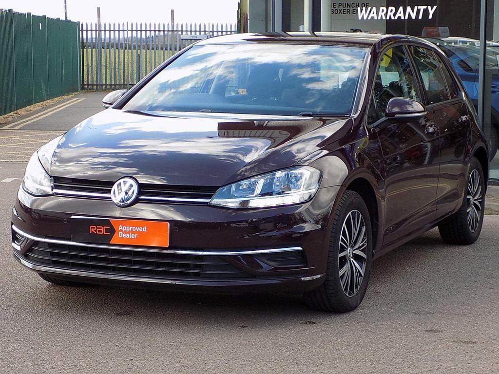 Volkswagen Golf Hatchback 2.0 TDI BlueMotion Tech SE Nav (s/s) 5dr