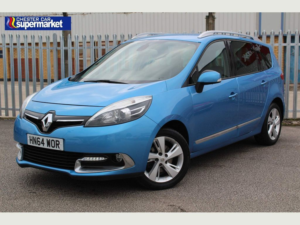 Renault Grand Scenic MPV 1.5 dCi Dynamique TomTom (Bose+ Pack) (s/s) 5dr