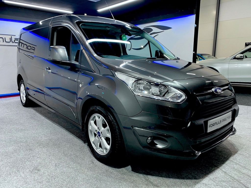 Ford Transit Connect Panel Van 1.5 TDCi 240 Limited L2 5dr