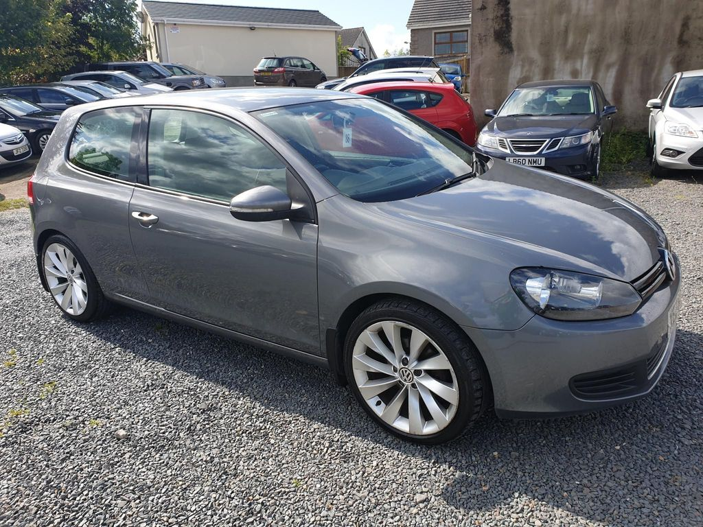 Volkswagen Golf Hatchback 2.0 TDI CR S 3dr