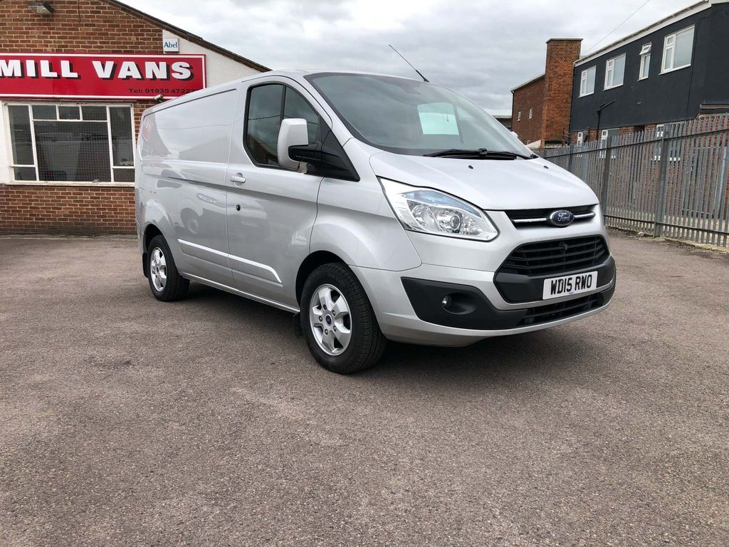 Ford Transit Custom Panel Van 2.2TDCi 125BHP 270 Limited Van*NO VAT*