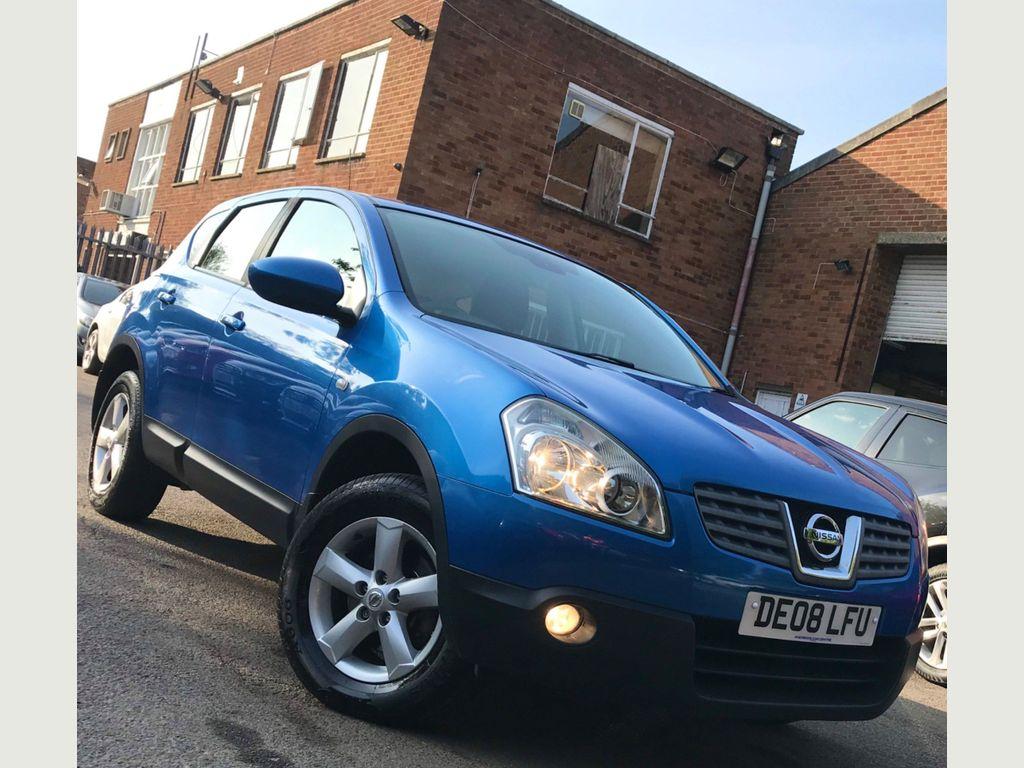Nissan Qashqai Hatchback 2.0 Acenta CVT 5dr