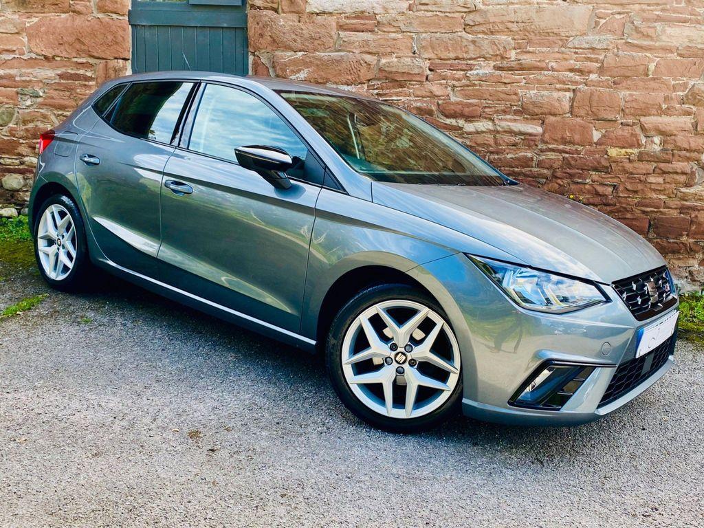 SEAT Ibiza Hatchback 1.0 TSI FR (s/s) 5dr