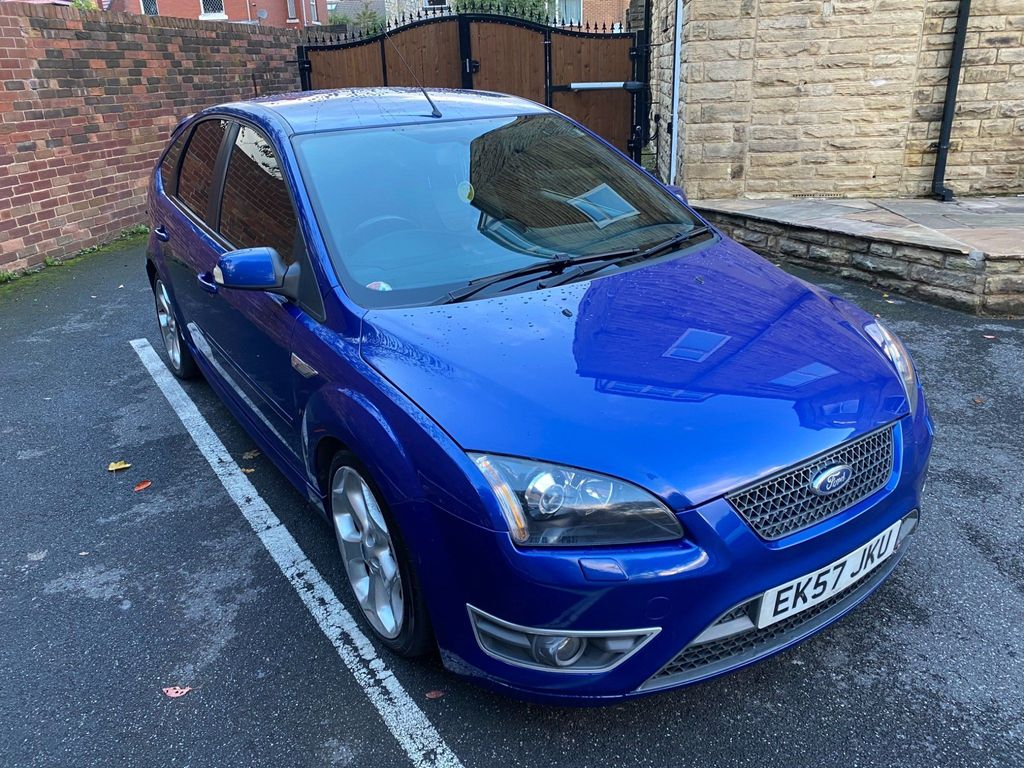 Ford Focus Hatchback 2.5 SIV ST-3 5dr
