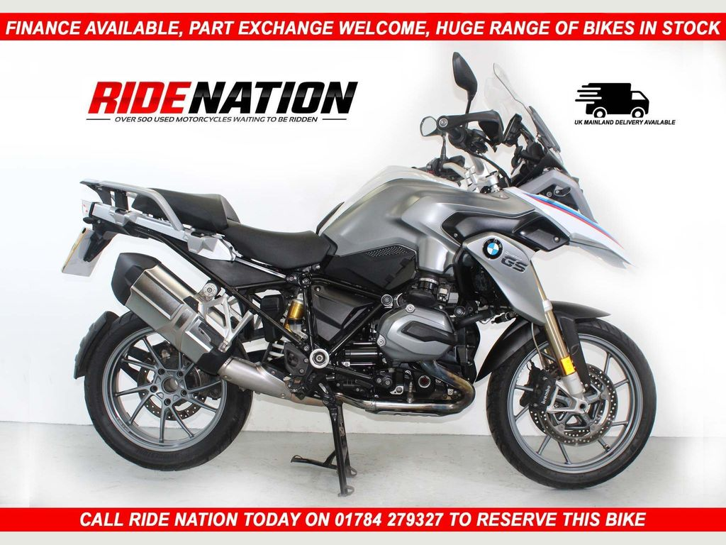 BMW R1200GS Adventure 1200 GS TE ALPINE ABS