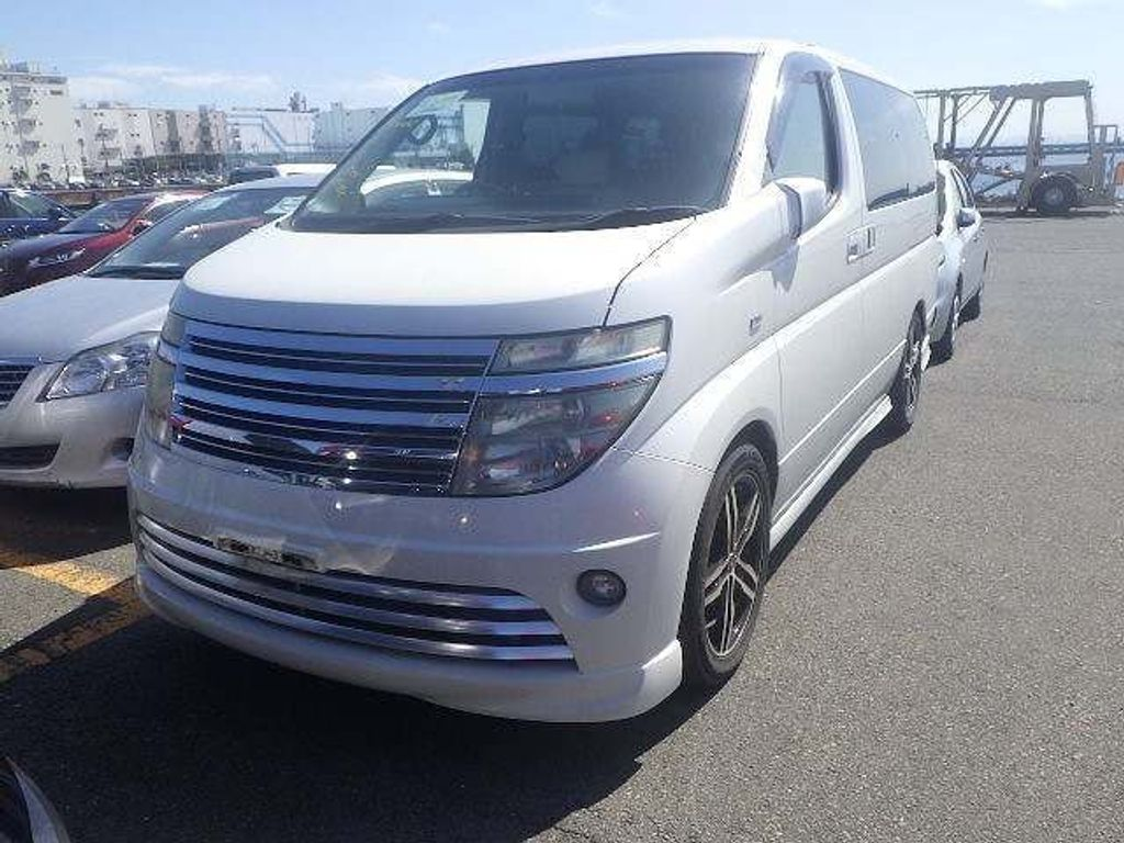 Nissan Elgrand Unlisted 3.5 Rider Autech Leather P doors