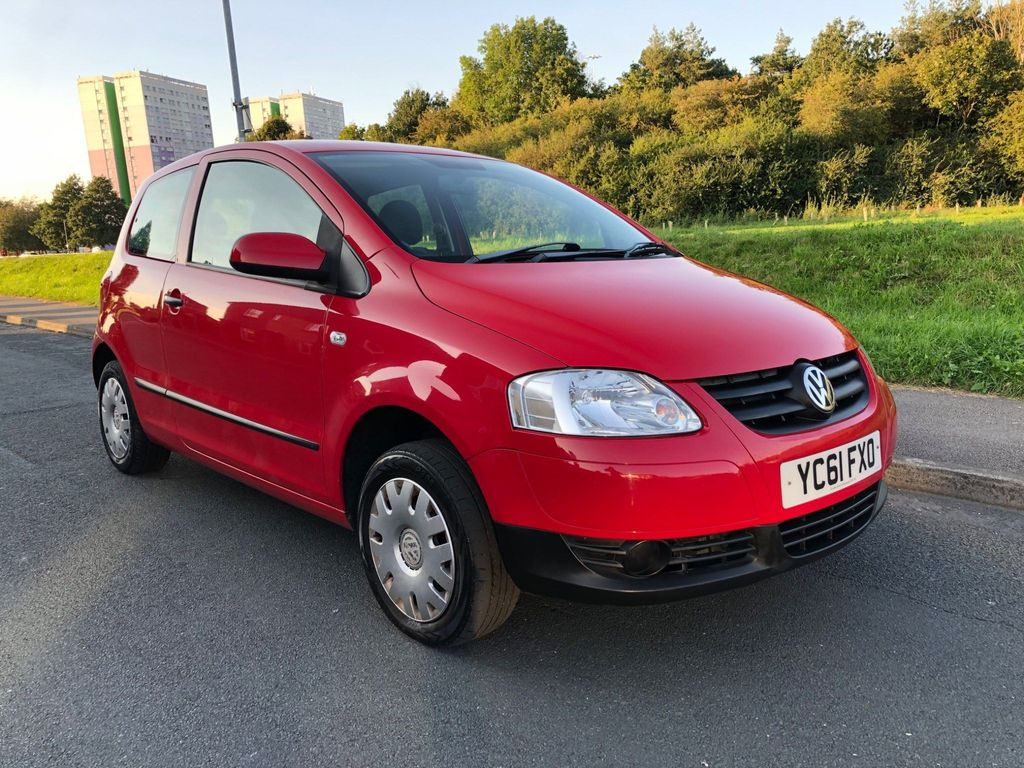 Volkswagen Fox Hatchback 1.2 Urban 3dr