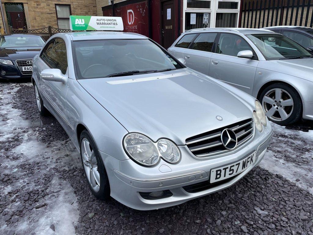 Mercedes-Benz CLK Coupe 2.1 CLK220 CDI Avantgarde 2dr