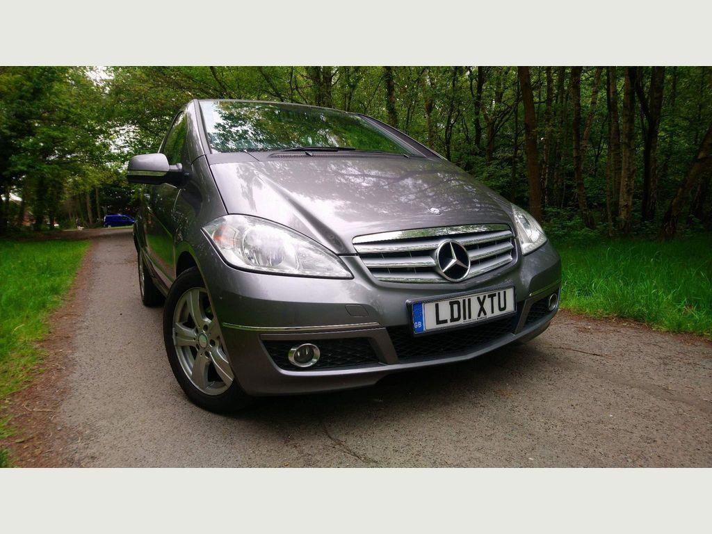 Mercedes-Benz A Class Hatchback 1.5 A160 Avantgarde SE CVT 5dr