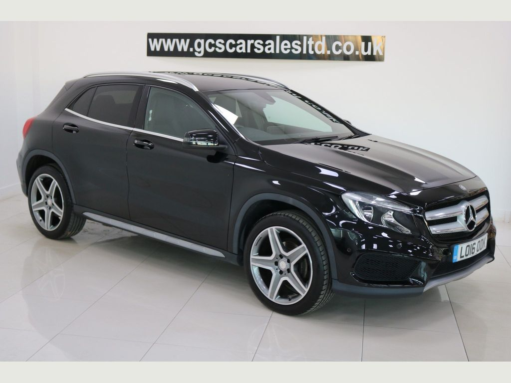 Mercedes-Benz GLA Class SUV 2.1 GLA200 AMG Line 7G-DCT 4MATIC (s/s) 5dr