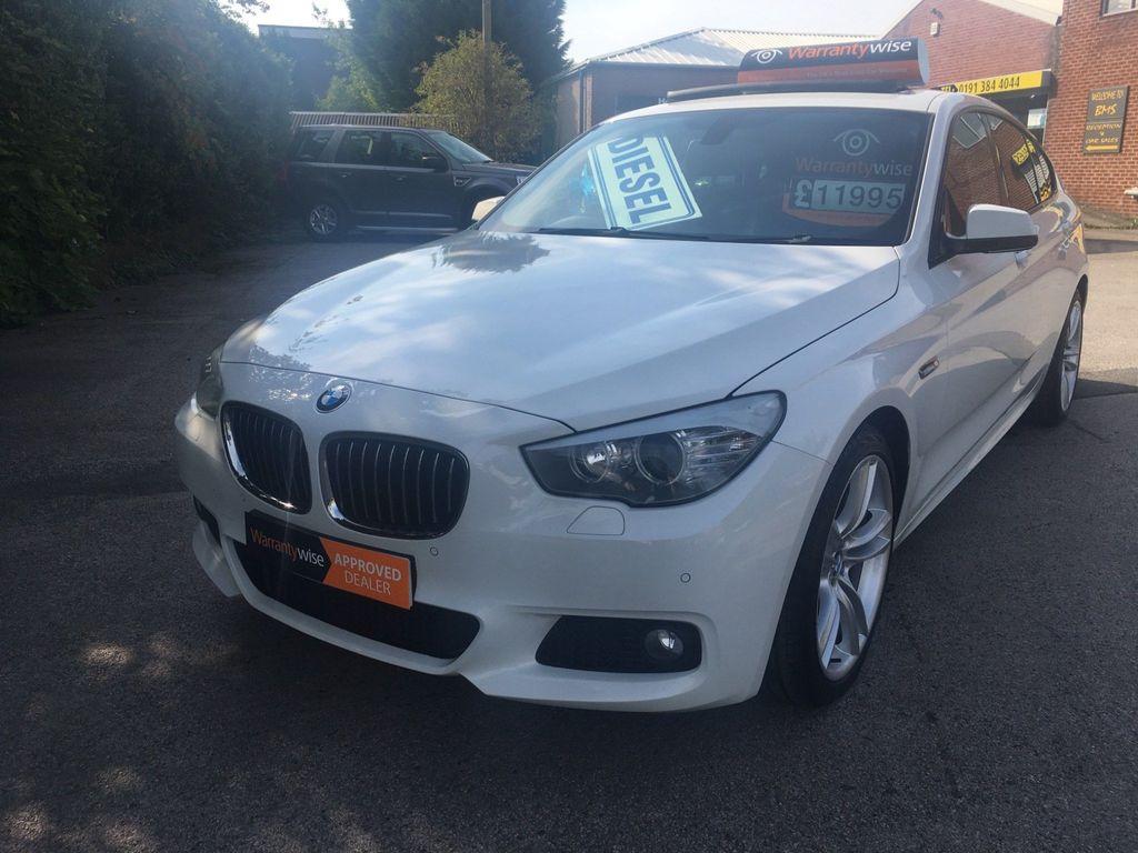 BMW 5 Series Gran Turismo Hatchback 2.0 520d M Sport GT (s/s) 5dr