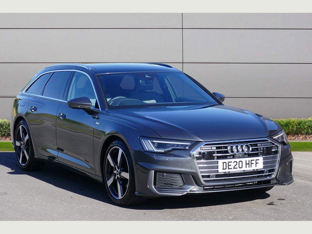 Audi A6 Avant Estate 2.0 TFSI 45 S line Avant S Tronic quattro (s/s) 5dr