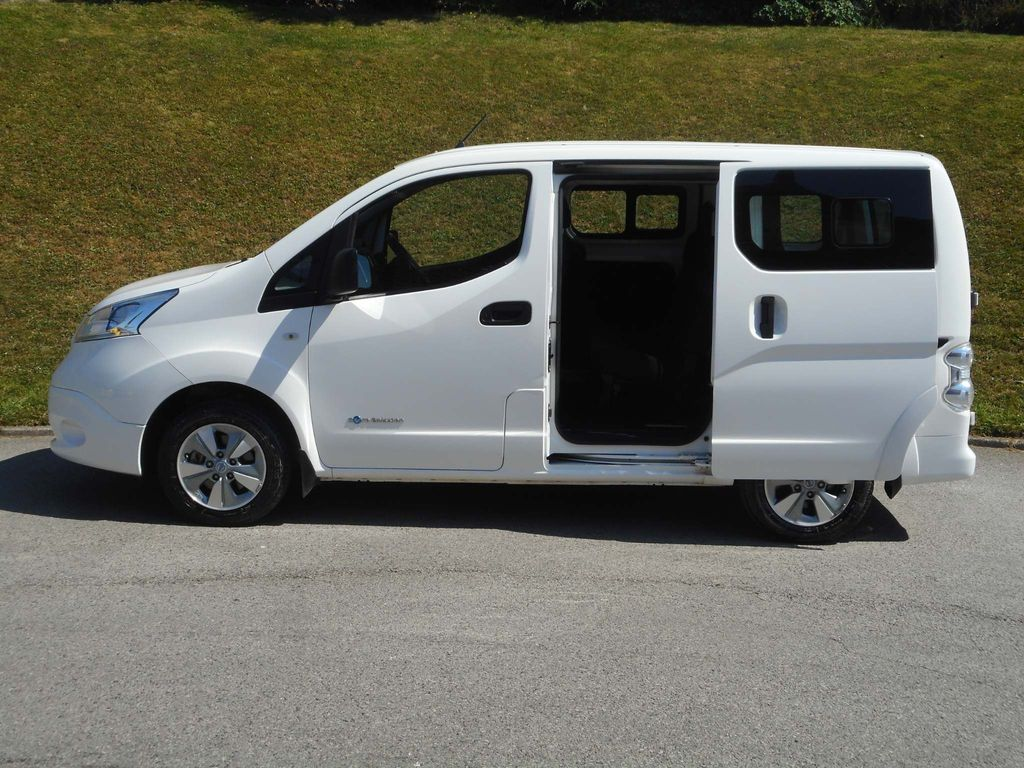 Nissan e-NV200 Other Acenta Auto 5dr (7 Seat, Rapid)