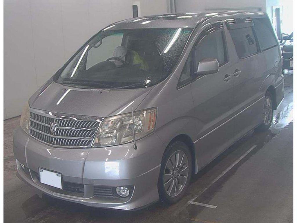 Toyota Alphard MPV