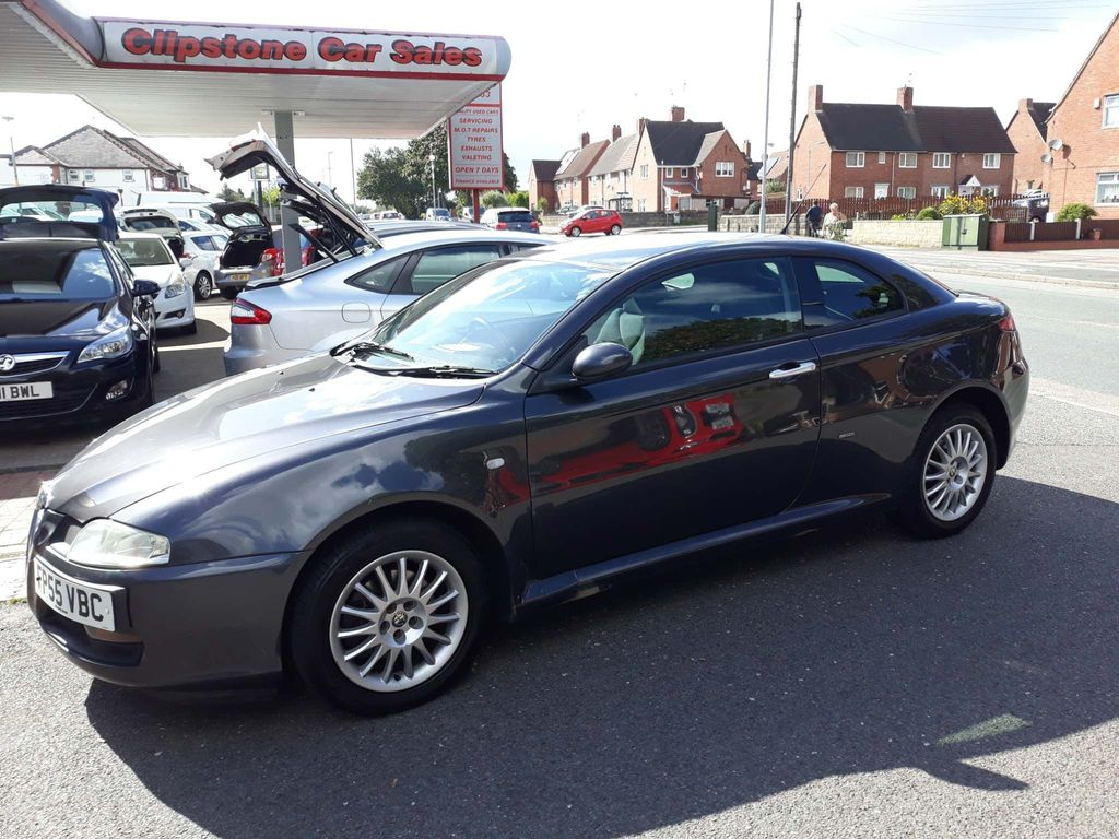 Alfa Romeo GT Coupe 2.0 JTS 2dr