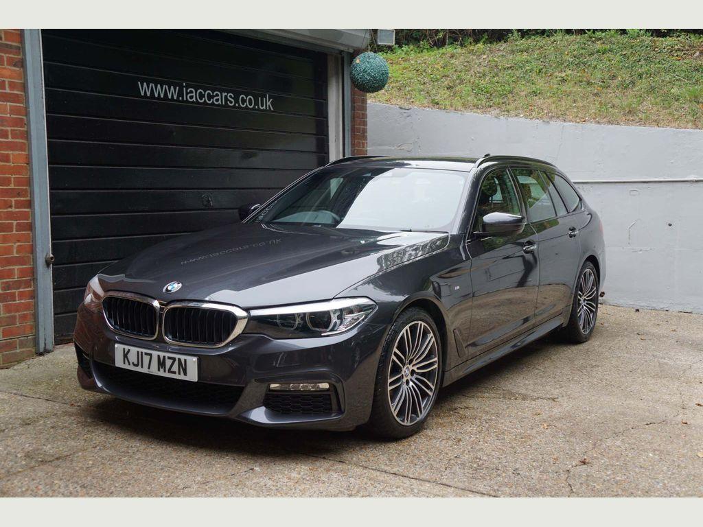 BMW 5 Series Estate 3.0 530d M Sport Touring Auto (s/s) 5dr