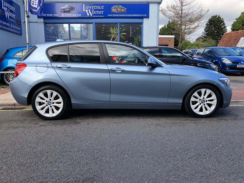BMW 1 Series Hatchback 1.6 116i Urban eDrive 5dr