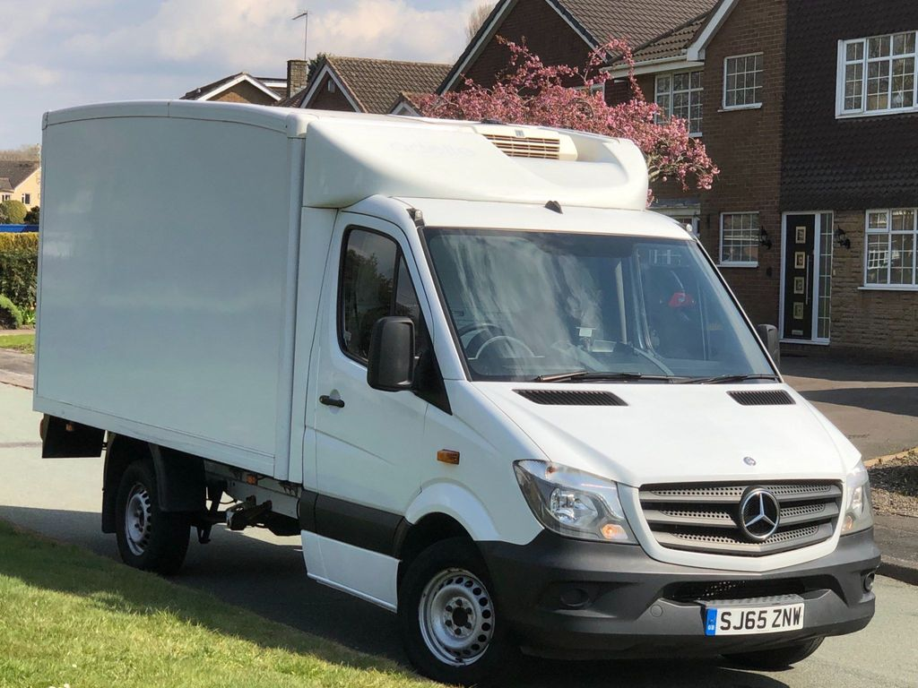 Mercedes-Benz Sprinter Temperature Controlled 2.1 CDI 313 Chassis Cab 2dr SWB