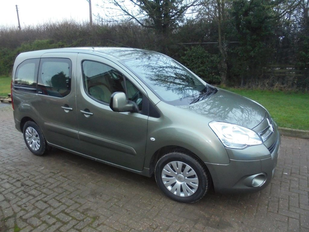 Citroen Berlingo MPV 1.6 TD VTR Estate EGS6 5dr