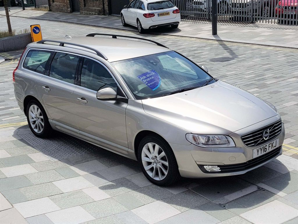 Volvo V70 Estate 2.0 D4 Business Edition Geartronic 5dr