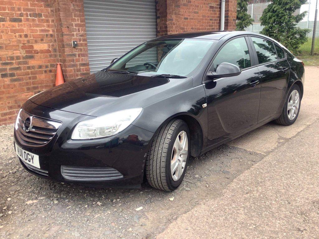 Vauxhall Insignia Hatchback 2.0 CDTi ecoFLEX 16v ES 5dr