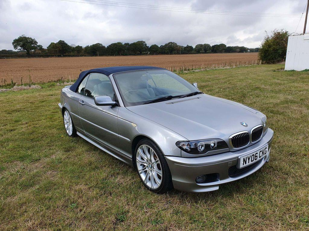 BMW 3 Series Convertible 2.0 318Ci M Sport 2dr