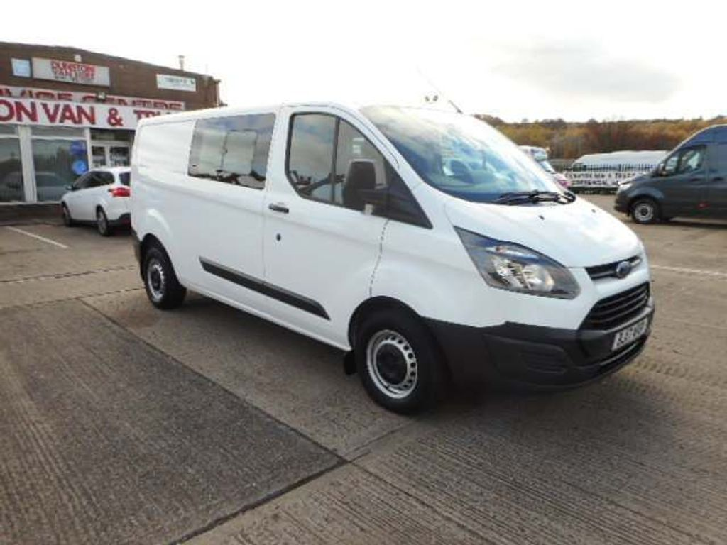 Ford Transit Custom Other 2.0 TDCi 290 Double Cab-in-Van L2 H1 6dr (EU6)