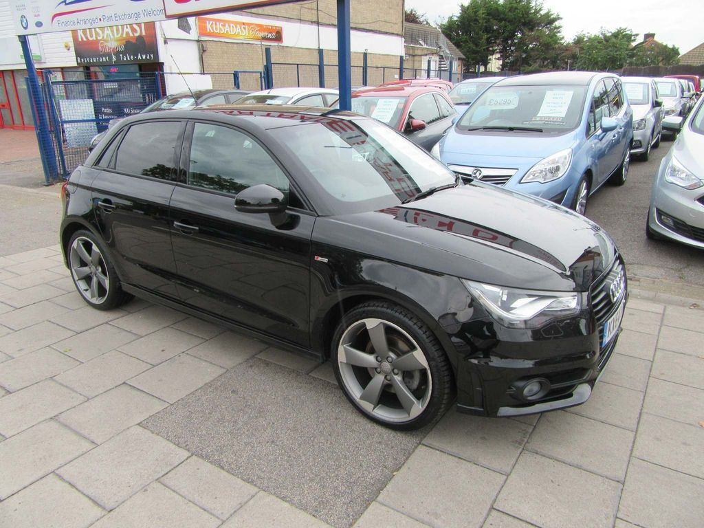 Audi A1 Hatchback 1.4 TFSI Black Edition Sportback 5dr