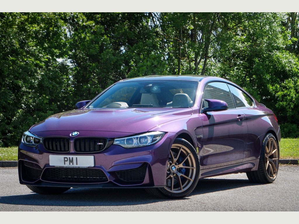 BMW M4 Coupe 3.0 BiTurbo Coupe 2dr Petrol DCT (s/s) (431 ps)