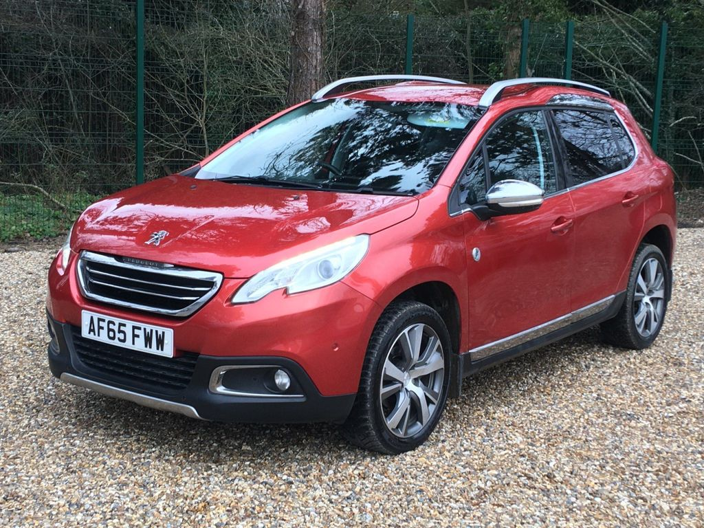 Peugeot 2008 SUV 1.6 e-HDi Crossway (s/s) 5dr