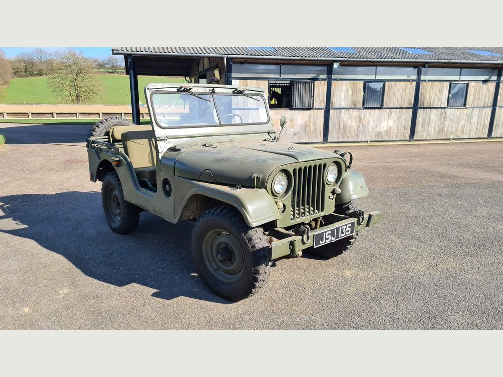 Jeep Willys Unlisted
