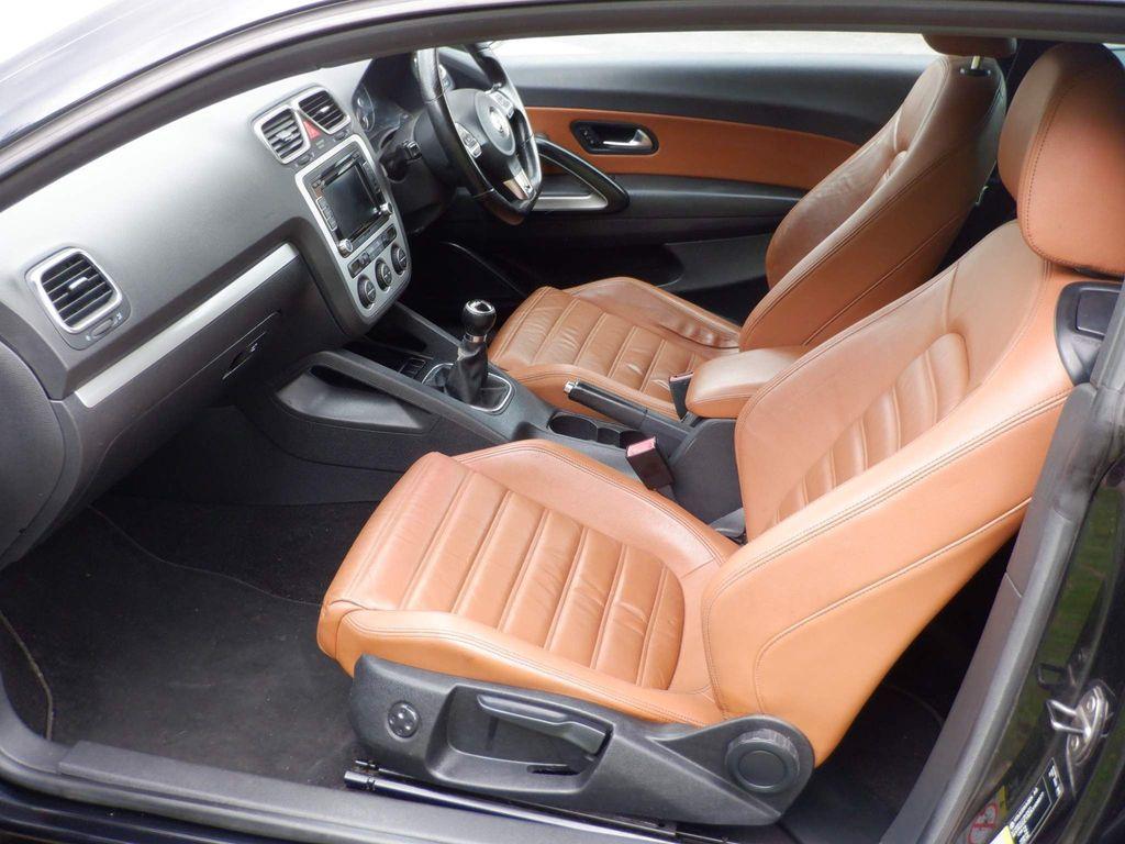 Volkswagen Scirocco Hatchback 2.0 TDI GT 3dr