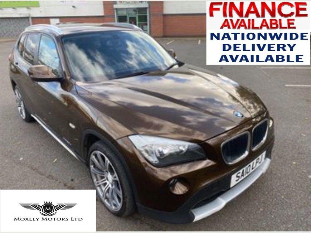 BMW X1 SUV 2.0 20d SE xDrive 5dr