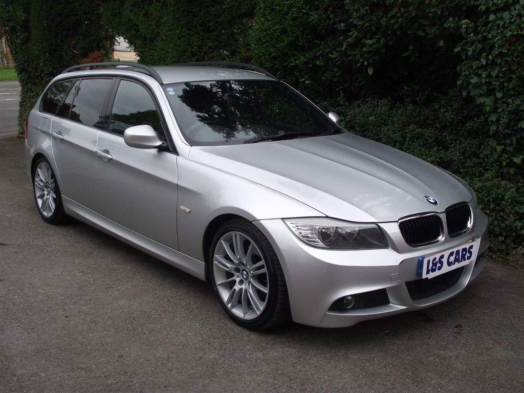 BMW 3 Series Estate 2.0 320d M Sport Business Edition Touring 5dr
