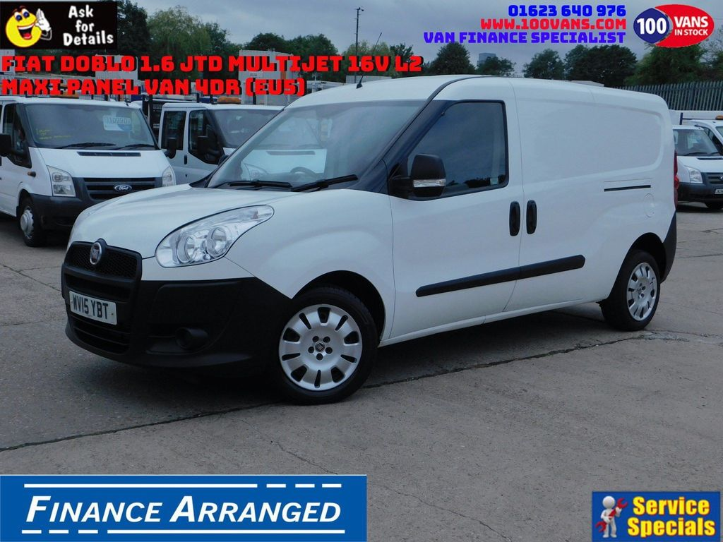 Fiat Doblo Panel Van SOLD SOLD SOLD