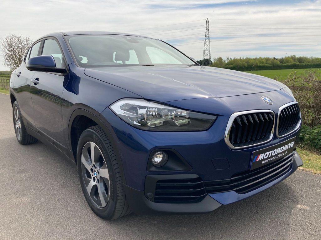 BMW X2 SUV 2.0 18d SE Auto sDrive (s/s) 5dr