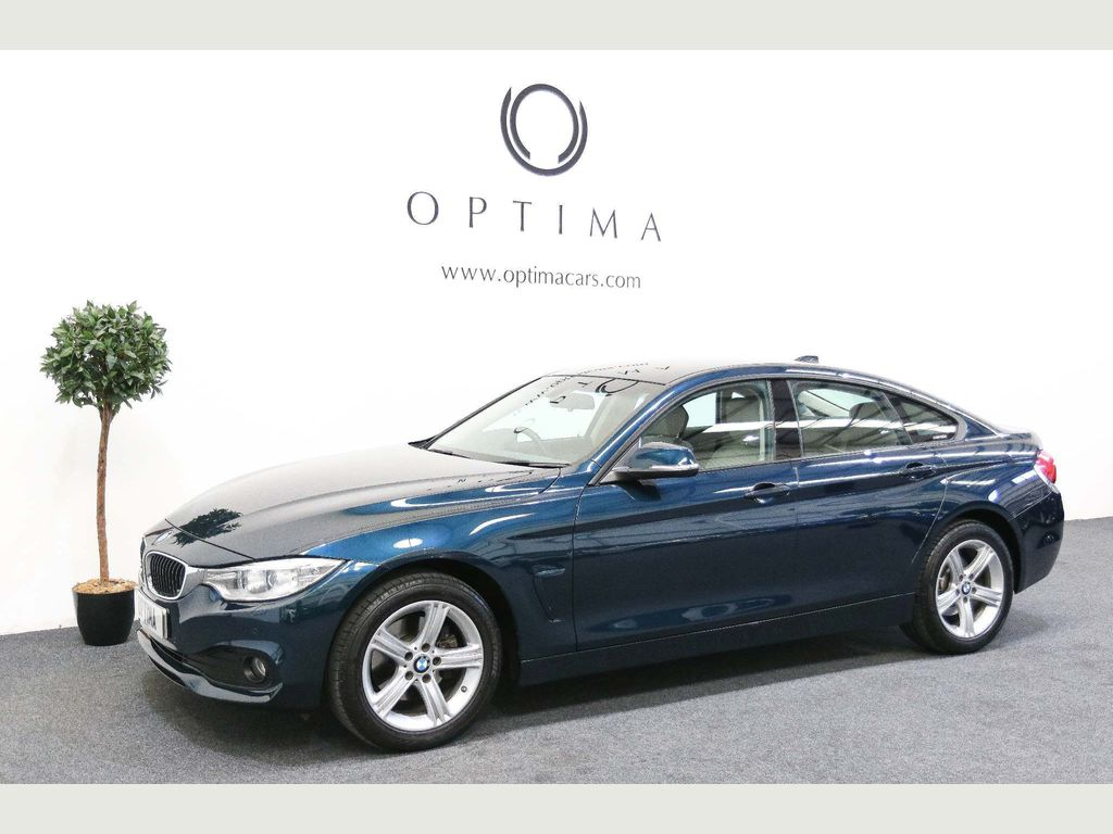 BMW 4 Series Gran Coupe Coupe 2.0 420d SE Gran Coupe xDrive (s/s) 5dr