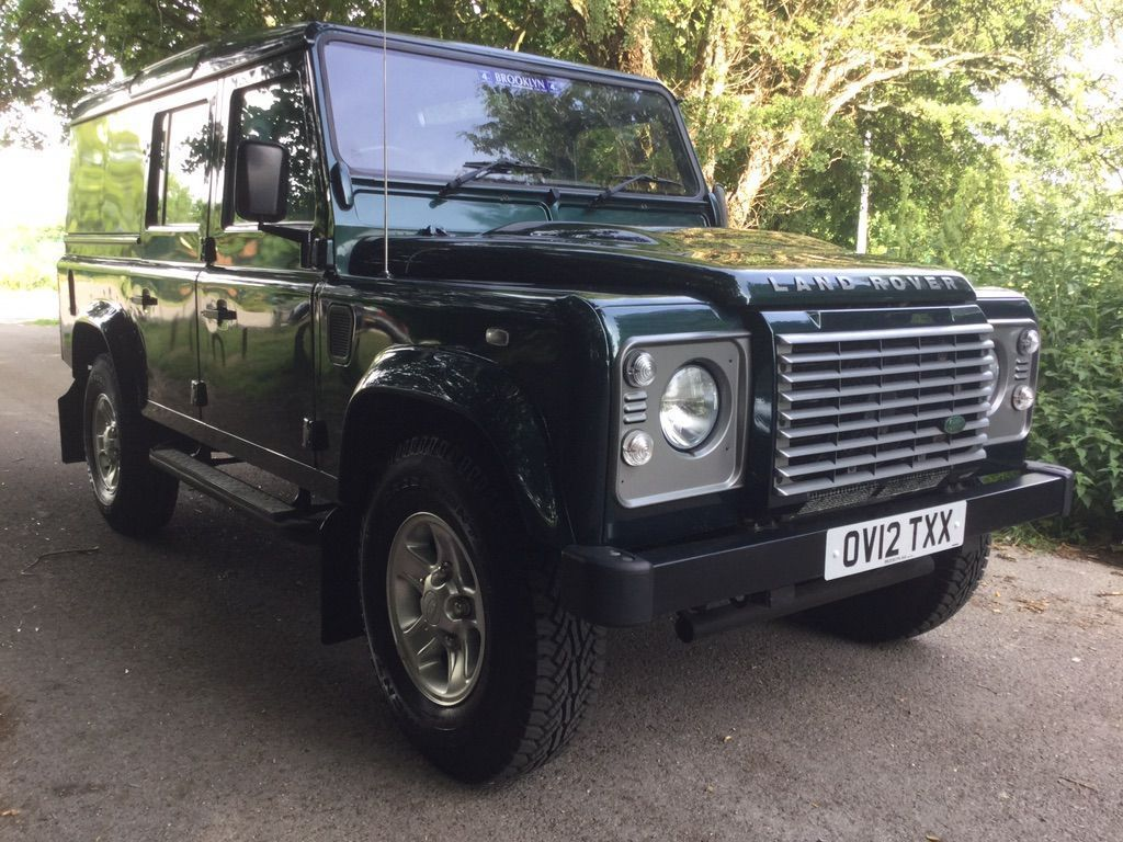 Land Rover Defender 110 SUV 2.2 D DPF XS Utility Station Wagon 5dr