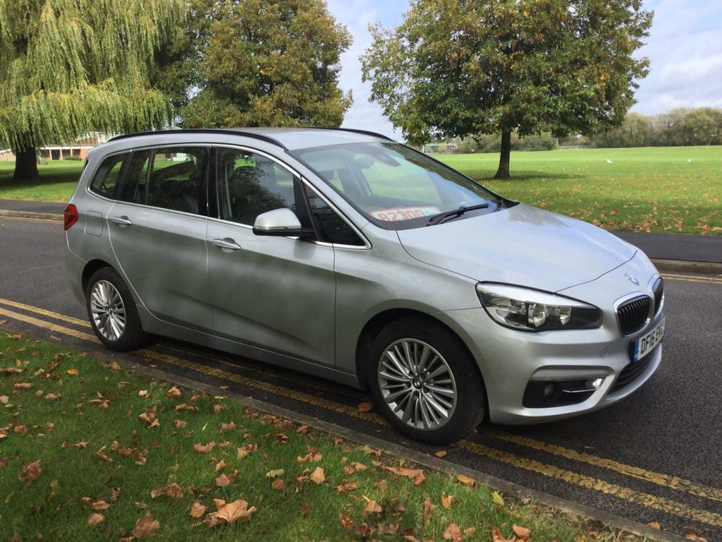 BMW 2 Series Gran Tourer MPV 2.0 218d Luxury Gran Tourer Auto (s/s) 5dr