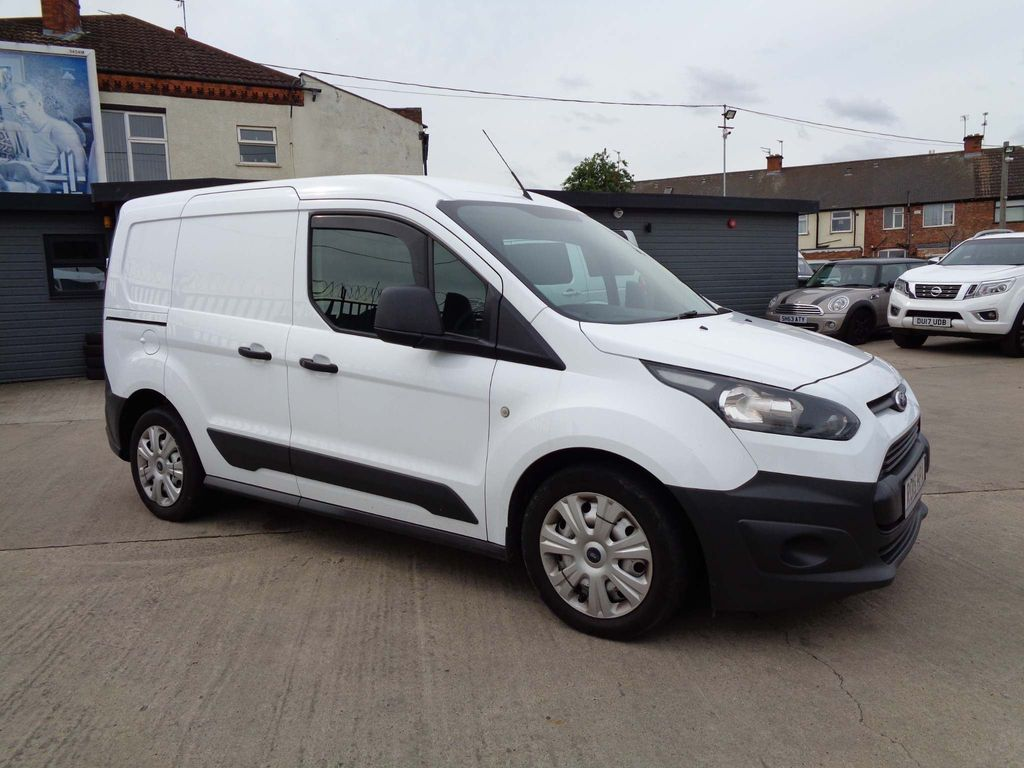 Ford Transit Connect Other 1.6 TDCi 220 Crewcab L1 6dr (5 Seat)