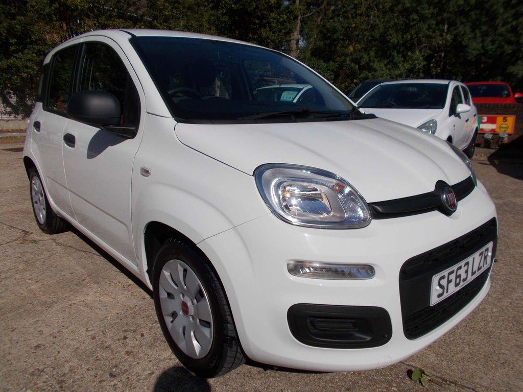 Fiat Panda Hatchback 1.2 8v Pop 5dr (EU5)
