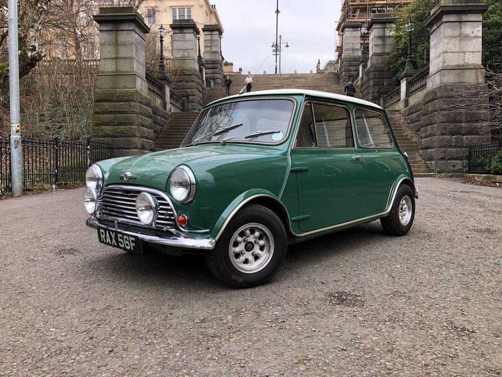 Morris Mini Unlisted Cooper S