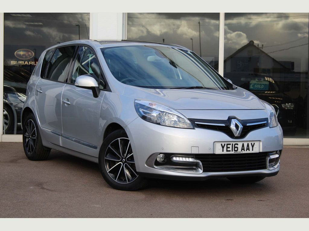 Renault Scenic MPV 1.5 dCi ENERGY Dynamique Nav (s/s) 5dr