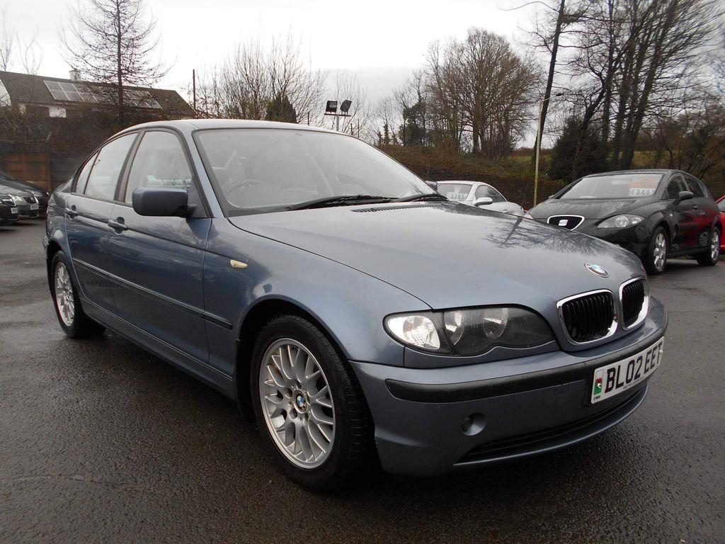 BMW 3 Series Saloon 1.9 316i SE 4dr