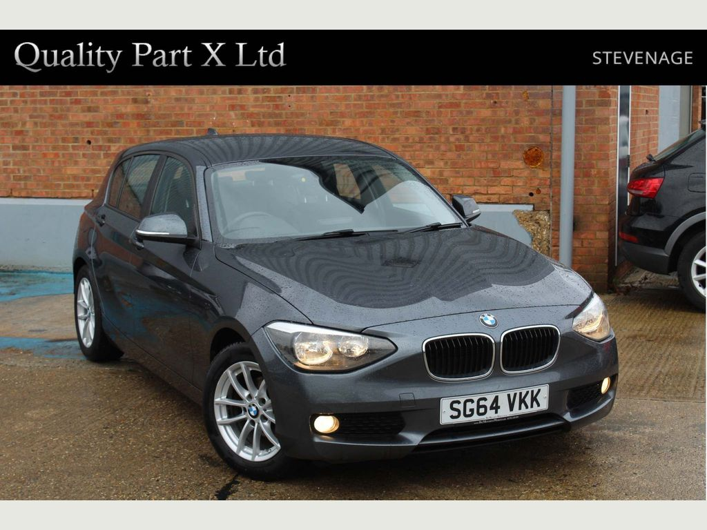 BMW 1 Series Hatchback 1.6 116d EfficientDynamics Business Edition Sports Hatch (s/s) 5dr